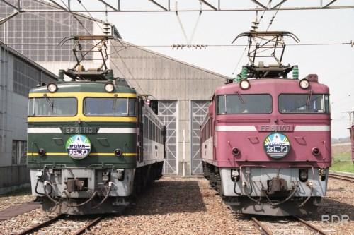 EF81 113&EF81 107『サロンカーなにわ』 [0001792]