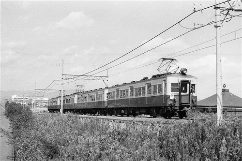京阪電鉄交野線1300系1311 [0001814]