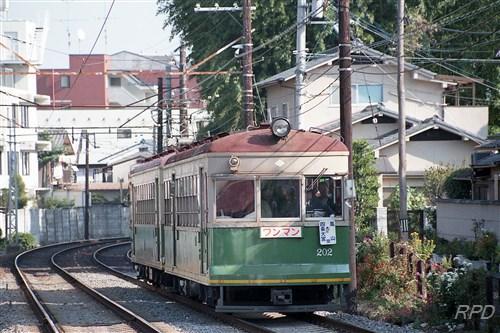 京福電鉄ク201形202 [0001828]