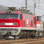 EF510-1+DE10 1733 回送