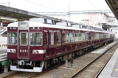 阪急電鉄嵐山線6350形6351 [0001840]