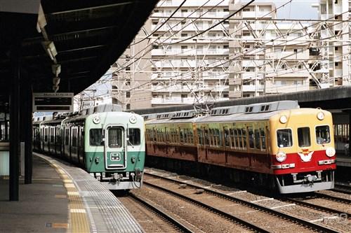 京阪電鉄1900形1930&2800形2823 [0001843]