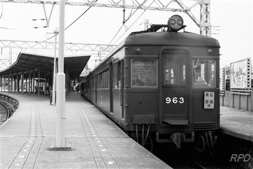 阪急電鉄箕面線960形963 [0001845]