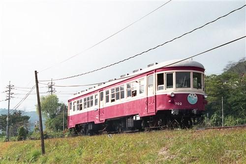 片上鉄道キハ702(保存運転)[0001848]