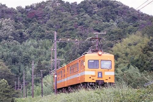 近江鉄道モハ3+クハ1220 [0001852]