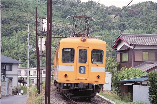 近江鉄道モハ504
