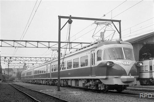 南海電鉄モハ20001『こうや』 [5100009]