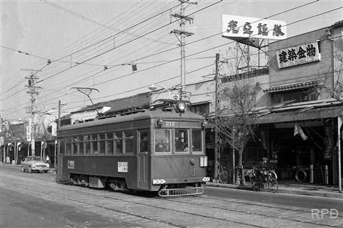 南海電鉄大阪軌道線モ205形213 [5100019]