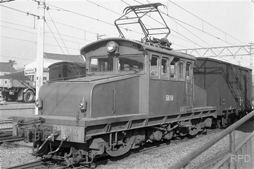 南海電鉄ED5109 貨レ [5100030]