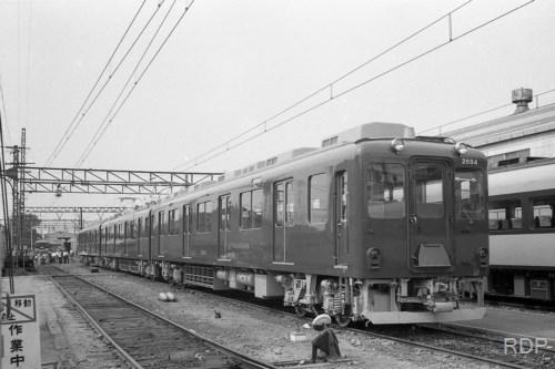 近鉄モ2680形2684