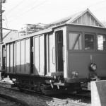 箱根登山鉄道電動貨車ユ1