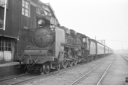 C57 119 和歌山線客レ [5100818]
