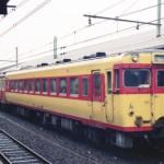 キハ58 806 修学旅行塗色