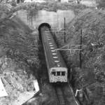 片町線旧国時代 東寝屋川駅建設予定地付近