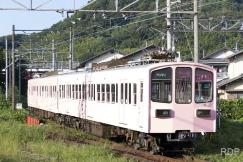 近江鉄道モハ800形810