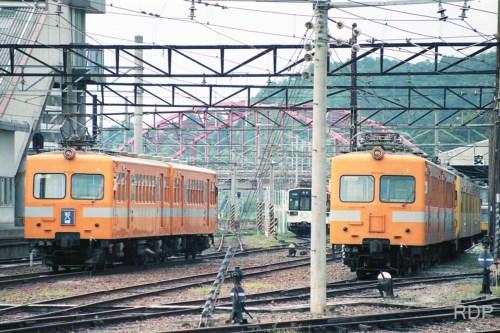 近江鉄道モハ2&モハ1 [0002051]