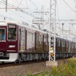 阪急電鉄1000系1007F 試運転
