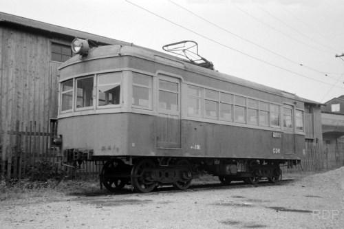 銚子電鉄デハ101