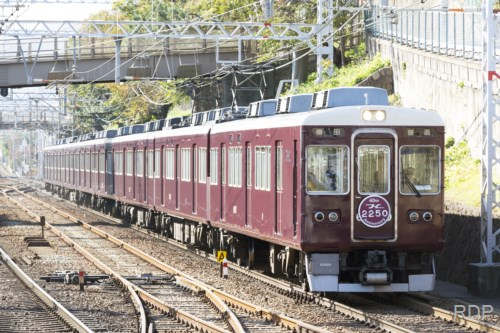 阪急電鉄6050形6050『40th2250Anniversary』 [0002101]