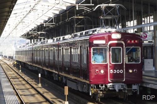 阪急電鉄5300形5300 試運転 [0002106]