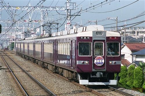 阪急電鉄6300系6450形 天神祭 [5000643]