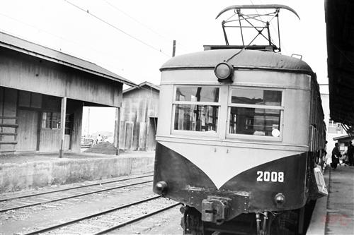 淡路交通モハニ2008 洲本