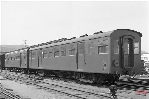 江若鉄道オハ1960