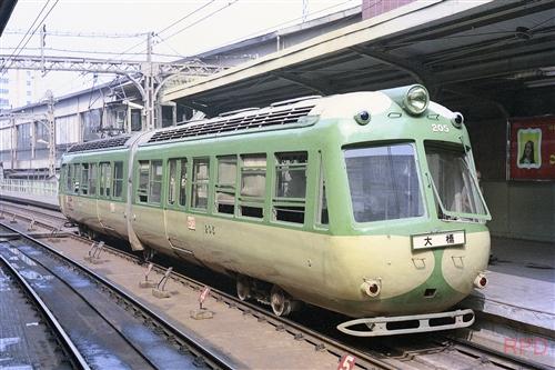 東急電鉄玉川線デハ205