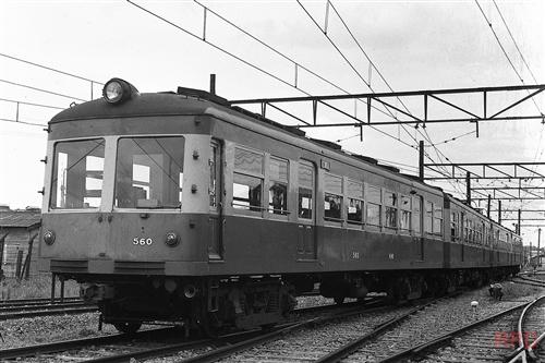京急クハ550形560