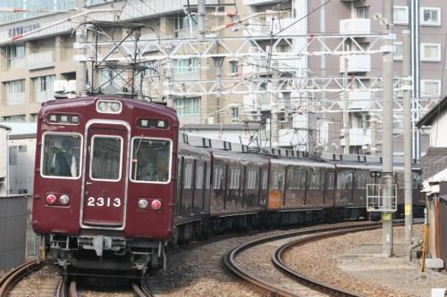 阪急電鉄2300形2313 [0001759]