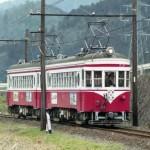 名鉄谷汲線モ510形512