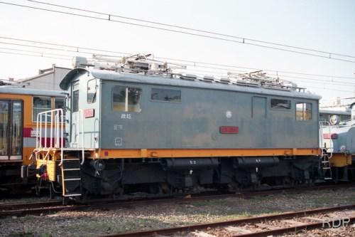 近江鉄道ED4001 [0001769]