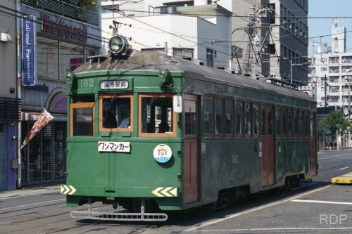 阪堺電軌モ161形162 [0001779]