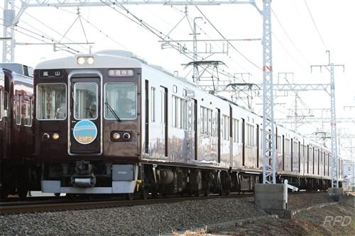阪急電鉄7100形7114『とげつ』 [0001804]