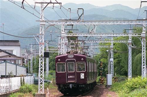 阪急電鉄嵐山線2800形2811 [0001809]