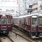 阪急電鉄8300系8450形8452&3300系3392