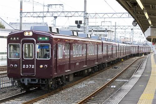 阪急電鉄2350形2372 [0001841]