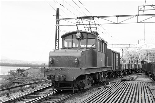 南海電鉄ED5128 貨レ [5100003]
