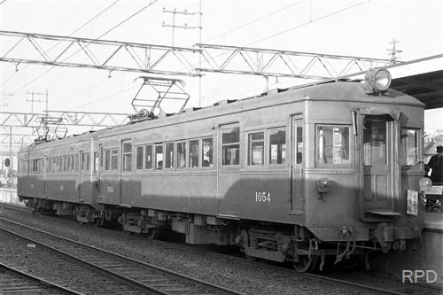 南海電鉄モハ1051形1054 [5100016]
