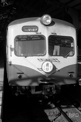 阪和線クハ76078『直行』 [5100018]