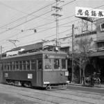 南海電鉄大阪軌道線モ205形213