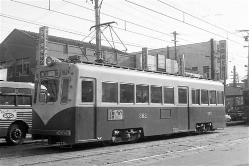 南海電鉄大阪軌道線モ351形352 [5100020]