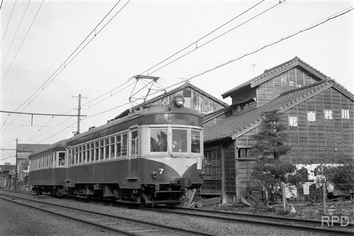 静岡鉄道モハ7 [5100028]