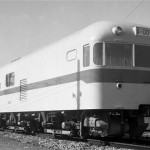 新幹線モデル線区軌道試験車4000形4001