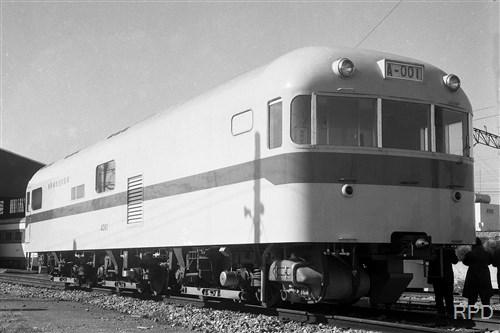 新幹線モデル線区軌道試験車4000形4001 [5100038]