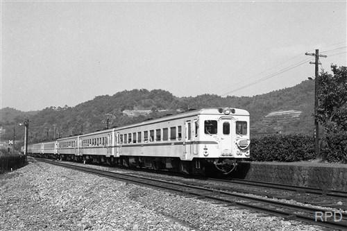 南海電鉄キハ5501『きのくに』 [5100049]