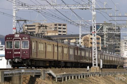 阪急電鉄2300形2315 [0001877]