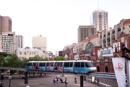 シドニーモノレール(Metro Monorail)6 [0001142]