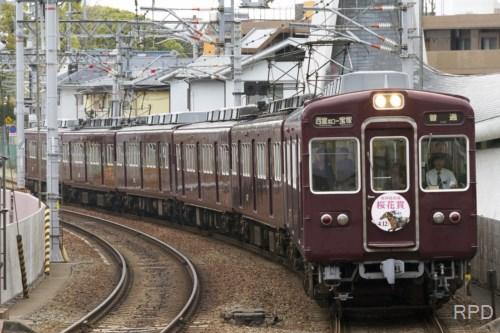 阪急電鉄3100形3103 桜花賞 [0001898]