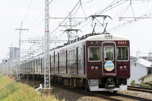 阪急電鉄7000形7023『とげつ』 [0001926]
